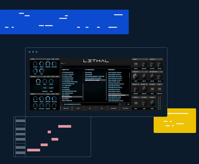 LANDR: Creative Tools for Musicians